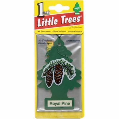 2 Pack - Little Trees Car Air Freshener, Royal Pine 1 ea