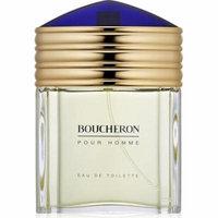 4 Pack - Boucheron Pour Homme Eau de Toilette Spray For Men 3.3 oz