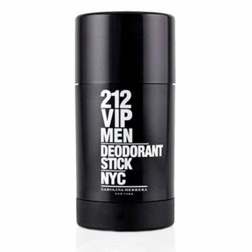 212 VIP CAROLINA HERRERA DEODORANT STICK 2.5 OZ / 75 ML FOR MEN