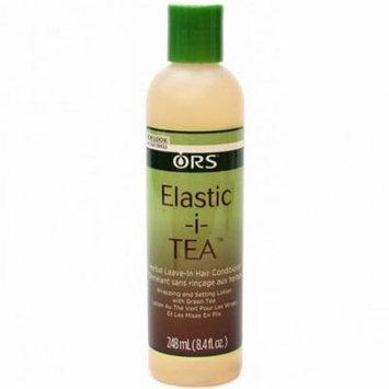2 Pack - Organic Root Stimulator Elastic I Tea Herbal Leave In Hair Conditioner 8.4 oz