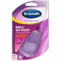 6 Pack - Dr. Scholl's Stylish Step Ball of Foot Cushions for High Heels 2 ea