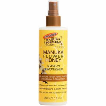 3 Pack - Palmer's Manuka Formula Leave-in Conditioner, Manuka Flower Honey 8.5 oz