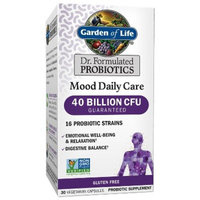 Garden of Life Probiotic - Mood Daily Care - 30ct