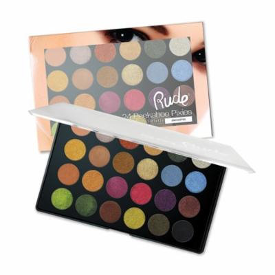 RUDE Peekaboo Pixies 24 Eyeshadow Palette - Enchanted
