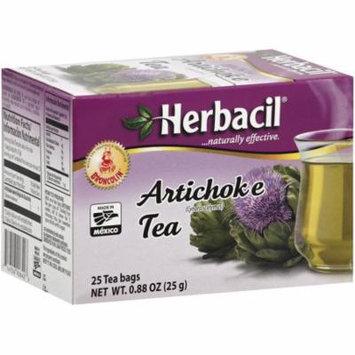 3 Pack - Herbacil Artichoke Tea 25 ea