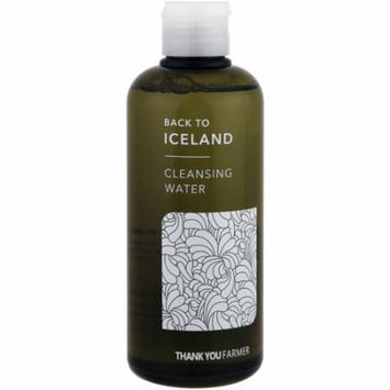 Thank You Farmer, Back to Iceland, Cleansing Water , 9.15 fl oz(pack of 1)