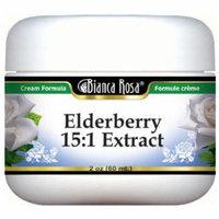 Elderberry 15:1 Extract Cream (2 oz, ZIN: 524501)