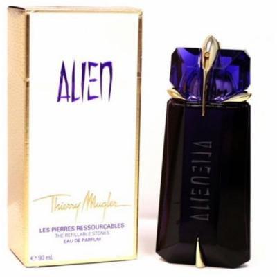 6 Pack - Alien By Thierry Mugler Eau De Parfum Spray Refillable 3 oz