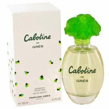 Parfums Gres Women's Eau De Toilette Spray 3.3 Oz