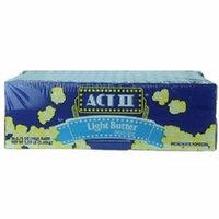 Product Of Act Ii, Popcorn Light Butter , Count 18 (2.75 oz) - Popcorn / Grab Varieties & Flavors