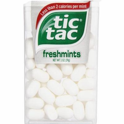 4 Pack - Tic Tac Freshmints, 1 oz pack, 12 ea