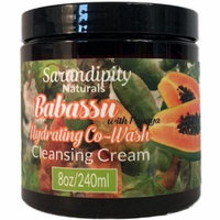3 Pack - Sarandipity Naturals Babassu Hydrating Co-wash Cleansing Cream 8 oz
