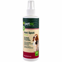 21st Century, Pet Natural Care, Hot Spot Spray, All Pet, 8 fl oz(pack of 12)