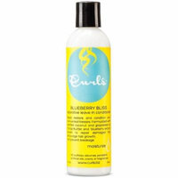 Curls Blueberry Bliss Reparative Leave-In Conditioner 8 oz (Pack of 2)