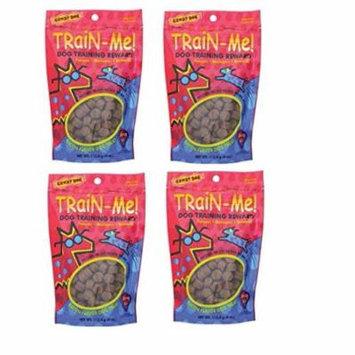 Dog Training Treats Bacon Flavor Treat Pack Teaching Reward Bulk Available Too(Four Packs)