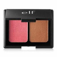 E.L.F. Cosmetics, Aqua-Infused Blush & Bronzer, Bronzed Pink Beige, 0.29 oz (pack of 4)