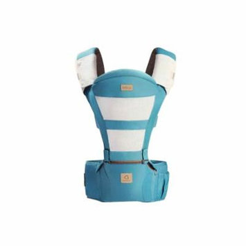 Karma Baby Breathable Safety Ergonomic Baby Carrier Sling Light Blue