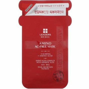 Leaders, Mediu, Amino AC-Free Mask, 1 Mask, 25 ml(pack of 3)