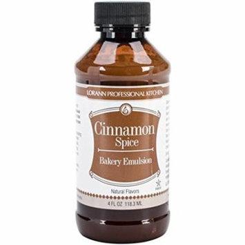 Lorann Oils Bakery Emulsions - Cinnamon Spice - 4 oz