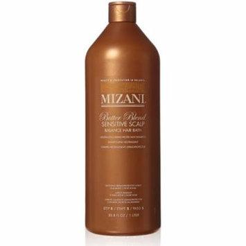 3 Pack - MIZANI Butter Blend Sensitive Scalp Balance Hair Bath Neutralizing 33.8 oz