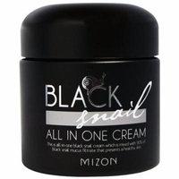 Mizon, Black Snail, All In One Cream, 2.53 fl oz(pack of 4)