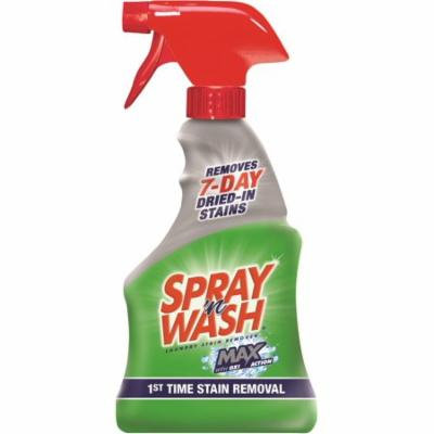 4 Pack - Spray'n Wash Max Laundry Stain Remover 22 oz