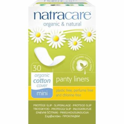 2 Pack - Natracare Mini Panty Liners 30 ea