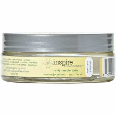4 Pack - Made Beautiful Inspire Curly Temple Balm 6 oz
