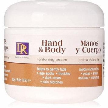 4 Pack - Daggett & Ramsdell Hand & Body Lightening Cream 3 oz
