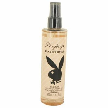 Playboy Women's Body Mist 8 Oz