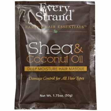 4 Pack - Every Strand Packettes Shea & Coconut Oil 1.75 oz