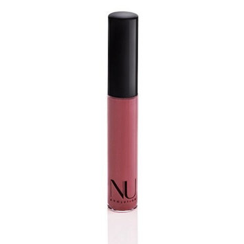 NU EVOLUTION Lipgloss Made with Natural & Organic Ingredients! No Parabens, Propylene Glycol... PLUM by NU EVOLUTION Cosmetics