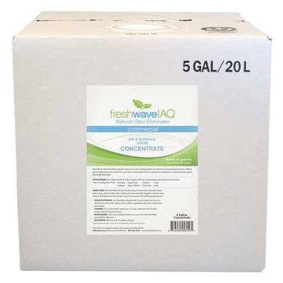 FRESHWAVE IAQ 559 Air and Surface Odor Eliminator,5 gal.