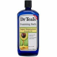 4 Pack - Dr Teal's Foaming Bath Super Moisturizer with Avocado Oil 34 oz