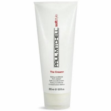 Paul Mitchell The Cream Styling Conditioner, 6.8 oz (Pack of 2)