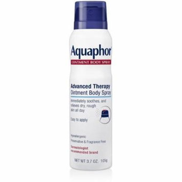 3 Pack - Aquaphor Advanced Therapy Ointment Body Spray 3.72 oz