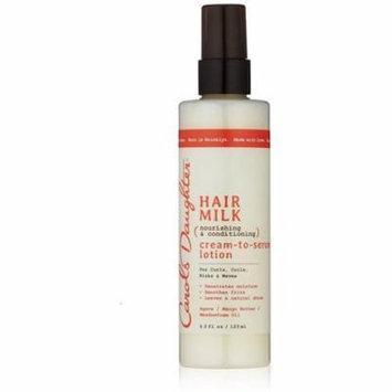 4 Pack - Carols Daughter Hair Milk Cream To Serum Treatment 4.20 oz