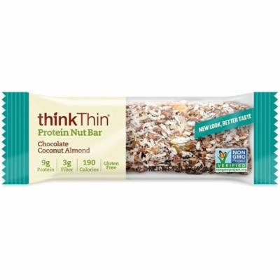 6 Pack - Think Thin Crunch Bar, 1.41 oz Bars, Chocolate Coconut Almond, 10 ea