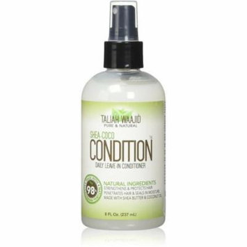3 Pack - Taliah Waajid Shea-Coco Condition Daily Leave-in Conditioner 8 oz