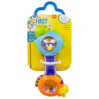The First Years, Shakin' Shells, Rattle, 3 + Months, 1 Rattle(pack of 3)