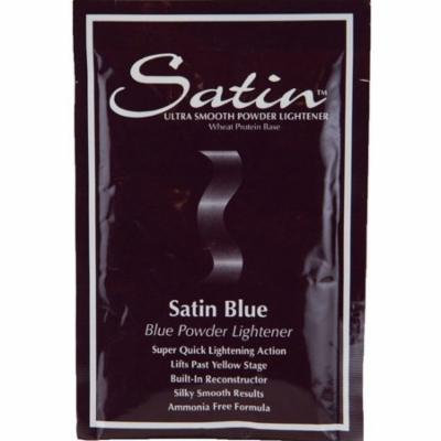 4 Pack - Satin Ultra Smooth Blue Powder Lightener, Satin Blue 1 ea