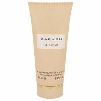 Carven Women's Shower Gel 3.3 Oz