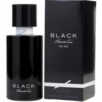 4 Pack - Black By Kenneth Cole Eau De Parfum Spray For Women 3.40 oz