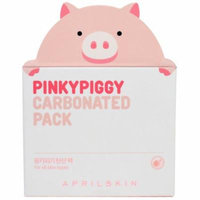 April Skin, PinkyPiggy Carbonated Pack, 3.38 oz(pack of 2)