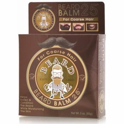 6 Pack - Beard Guyz Beard Balm 25 For Coarse Hair 3 oz