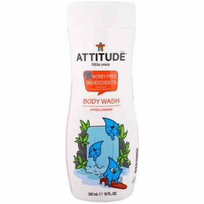 ATTITUDE, Little Ones, Body Wash, 12 fl oz (pack of 1)