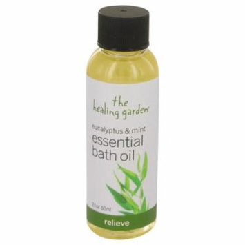 The Healing Garden Women's Bath Oil - Relieve 2 Oz