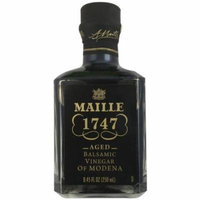 2 Pack - Maille Aged Balsamic Vinegar of Modena 8.45 oz