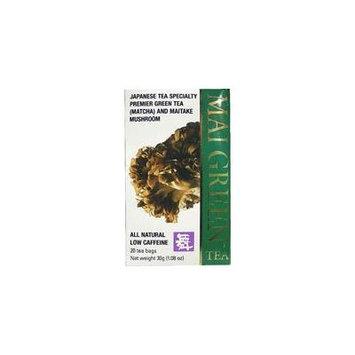 Mushroom Wisdom Mai Green Tea -- 20 Tea Bags by Mushroom Wisdom