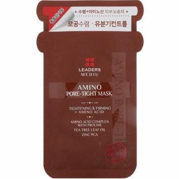 Leaders, Mediu, Amino Pore-Tight Mask, 1 Mask, 25 ml(pack of 3)